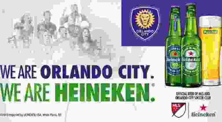 Heineken Soccer Sweepstakes - Win Tickets