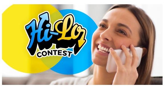 K104.7 Hi-Lo Cash Jackpot Contest - Win Cash Prizes