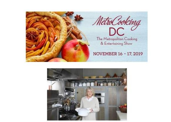 Martha Stewart VIP Book Signing Sweepstakes – Win Tickets