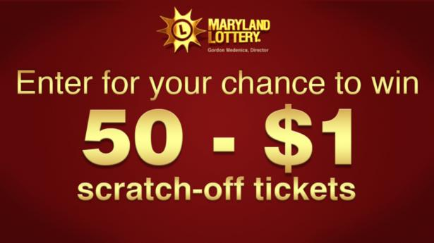 Maryland Lottery Scratch Off Tickets Contest – Win Tickets
