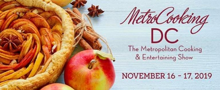 Metro Cooking DC Show Sweepstakes – Win Tickets