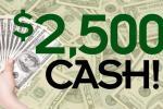 Money Talks News Cash Sweepstakes - Win Cash Prizes