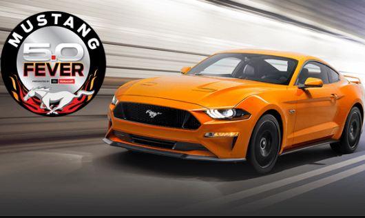 Motorcraft Mustang Sweepstakes - Win Car