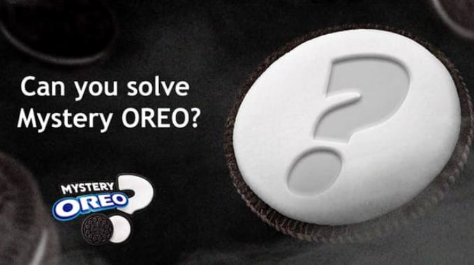 Mystery Oreo Flavor Sweepstakes - Win Check