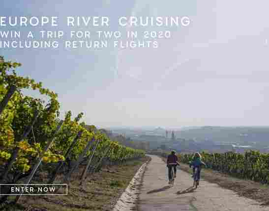 Prime7 Europe River Cruise Contest - Win Trip