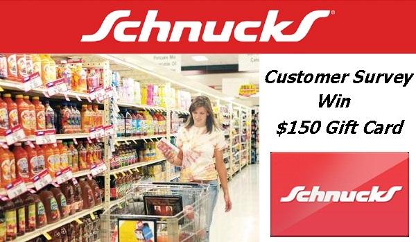 Tell Schnucks Customer Satisfaction Survey