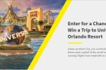 Spirit Airlines Universal Orlando Sweepstakes – Win Tickets