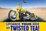Twisted Tea Bike Upgrade Sweepstakes - Win Motorcycle