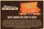 We Are Sending You Strait To Vegas Sweepstakes – Win Tickets