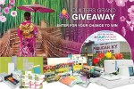 AQS Fall Quilters Grand Giveaway - Win Gift Card