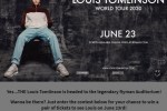 iHeart Media Louis Tomlinson Sweepstakes - Win Tickets