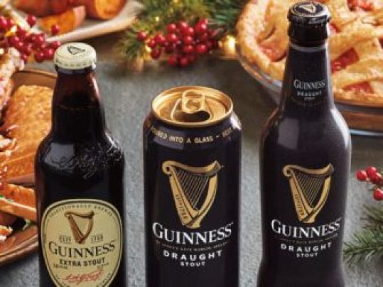 Guinness Brewers Dinner Sweepstakes - Win Tickets