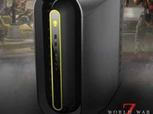 Alienware Aurora & World War Z Sweepstakes - Win Prize
