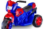 Extra TV Win a Kid Trax Marvel Spiderbike Giveaway