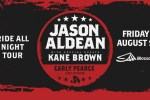 Jason Aldean Sweepstakes - Win Tickets