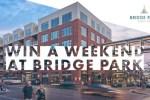 Bridge Park Weekend Sweepstakes - Win Trip