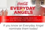 Everyday Angels Coca Cola Contest - Win Gift Card