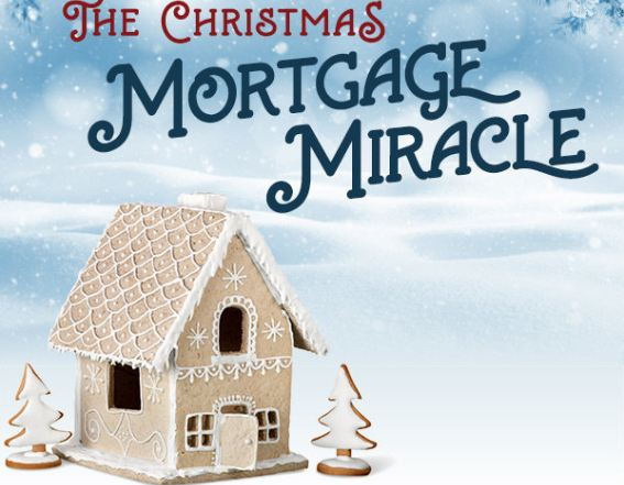 Christmas Mortgage Miracle Sweepstakes - Win Cash Prizes