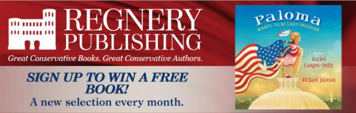 Regnery Book of the Month Contest - Win Prize
