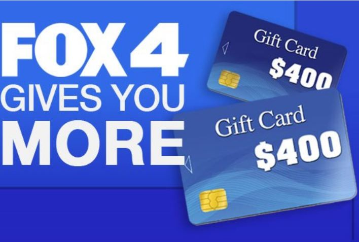 Fox4kc 4 Gives You More Sweepstakes - Win Gift Card