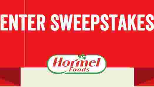 Hormel Brand Game Day Sweepstakes - Win Check