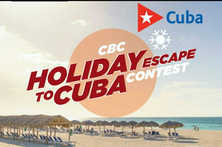 CBC Holiday Escape to Cuba Contest - Win Trip