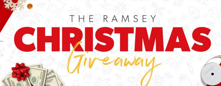 Lampo Ramsey Christmas Cash Giveaway - Win Cash Prizes
