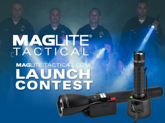 Maglite Tactical Launch Contest – Win Prize