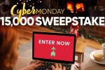 Meredith Corporation $15000 Sweepstakes - Win Check