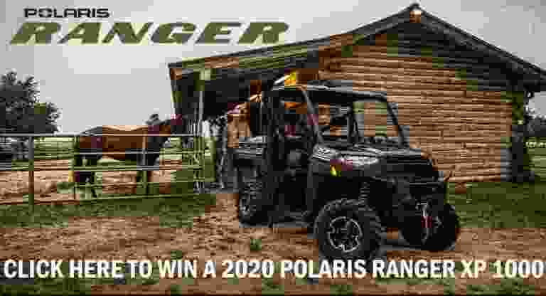 Polaris Most Driven Team Sweepstakes - Win Car