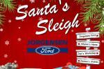 WNIC Santas Sleigh Sweepstakes - Win Car
