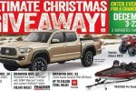 Bass Pro Ultimate Christmas Giveaway – Win Car