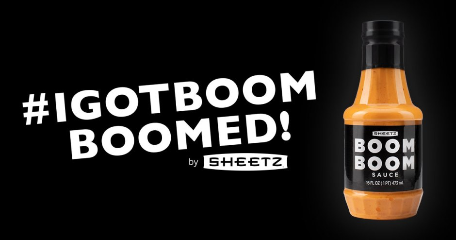 Sheetz Boom Boom Sauce Sweepstakes - Win Prize