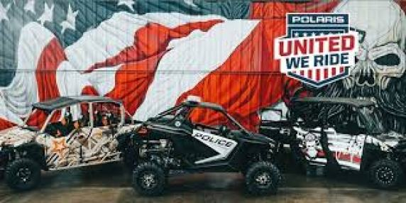 Polaris United We Ride Sweepstakes - Win Cash Prizes