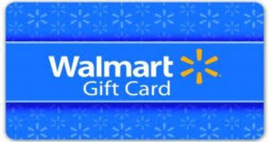 Walmart November January Sweepstakes - Win Gift Card