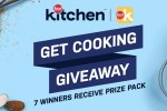 Food Network Get Cooking Giveaway - Win Prize