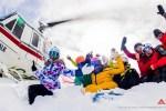 Omaze Heli Skiing Sweepstakes - Win Trip