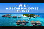 Trip A Deal Maldives Contest - Win Trip