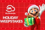 My Nintendo Holiday Sweepstakes - Win Gift Card