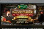 Hidden Links Christmas Sweepstakes - Win Trip