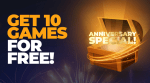 QubicGames 15 Year Anniversary Giveaway - Win Prize