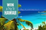 Hawaiian Holiday Giveaway - Win Trip