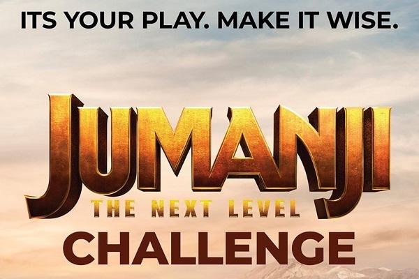 Cinemark.com Jumanji The Next Level Instant Win Game  - Win Prize