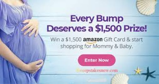 What To Expect Baby Bump Giveaway - Win Gift Card