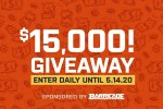 Extreme Terrain Wrangler Giveaway - Win Cash Prizes
