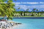Infiniti Owner Celebration Event Sweepstakes - Win Trip