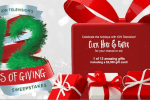Ion Television 12 Days of Giving Sweepstakes - Win Prize