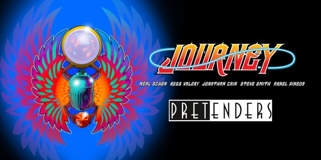 BIG 100 Journey With The Pretenders Contest - Win Tickets