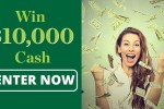 Southern Living $10,000 Spring Sweepstakes - Win cash Prizes