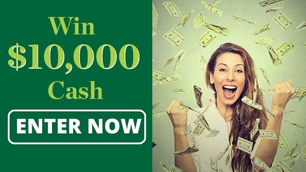 Southern Living $10000 Spring Sweepstakes - Win Cash Prizes